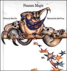 Possum Magic by Mem Fox is the most popular picture book in Australian history.