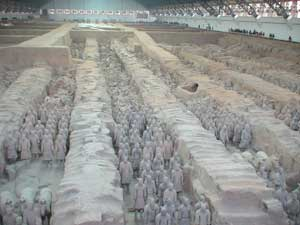 Terra Cotta Warrior Museum, Xian