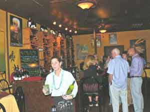 Inside the French Quarter, a New Orleans style cuisine restaurant in Vero Beach, FL.