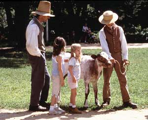 Kids can learn about colonial life at Old Sturbridge Village (pictured) and Plimouth Plantation.