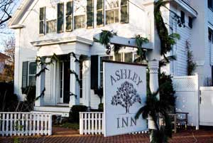 Everybody loves to tour the quaint old inns, some thinking they may come back and stay there for a weekend the following summer.
