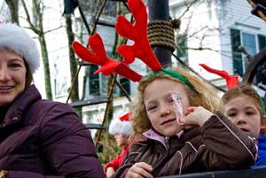 Is it a reindeer? Ooooppps, I guess not.