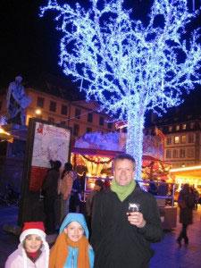 Christmas markets in Strasbourg, France. Photos by Alexandra Regan