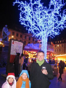 Christmas markets in Strasbourg, France. Photos by Alexandra Regan