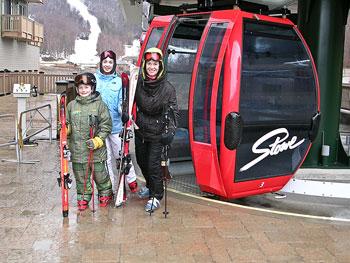 The Over Easy Gondola