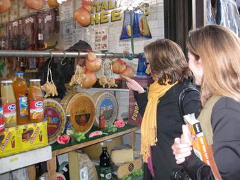 Authentic gourmet Italian food