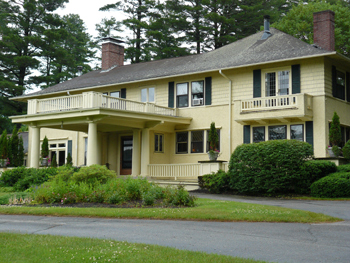 The Manor on Golden Pond in Holderness, NH