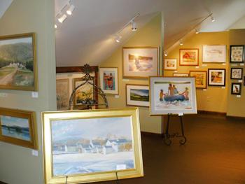Surroundings Art Gallery