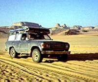 Crossing the Sahara: not for the faint of heart!