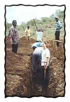 Remotely Connected: Volunteering in Kenya