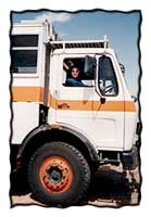 Road Mama: My Life as an Overland Truck Driver