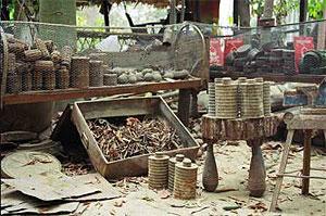 Land Mine Museum in Cambodia 1