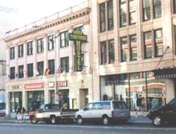 The Green Tortoise Hostel in Seattle