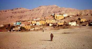 Omar's village