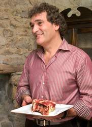 Chef Antonio Zaluda