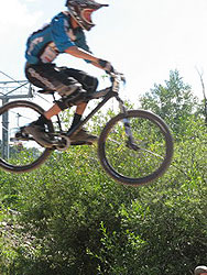 Winter Park is known as the mountain bike capital of the USA