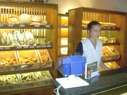 The famous Hofbakerie Edegger-Tax, in downtown Graz.