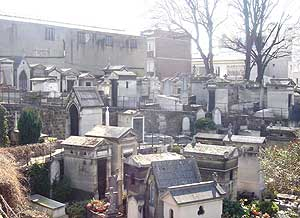 Perè Lachaise Cemetery in Paris attracts hundreds of thousands of visitors each year to pay their respects to cultural icons such as Oscar Wilde, Sarah Bernhardt and Jim Morrison.