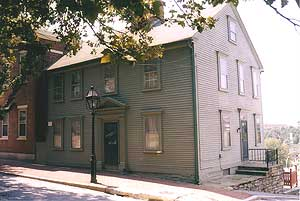 The Amos Allen House, 1773