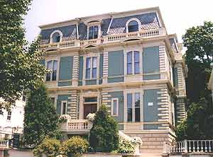 The George R. Drowne House, 1866