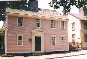 The James Burr House, 1786