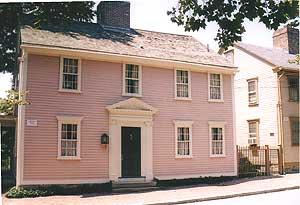 The James Burr House, 1786