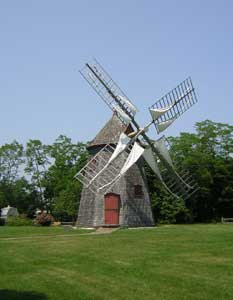 The Eastham windmill
