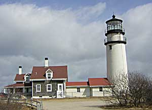 The Highland Lighthouse