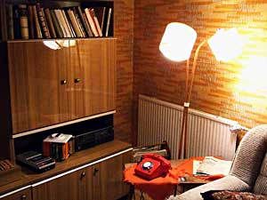 The DDR Museum offers an interactive view of life in the former East, complete with a recreation of an East Berlin apartment.