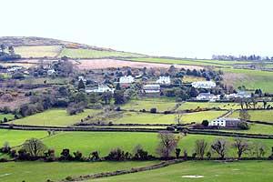Ballaglass Glen on the Isle of Man