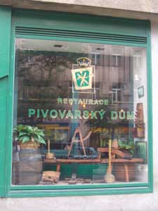 "Pivovarsky Dum, a leader in Pragues ""Eatertainment"" movement"