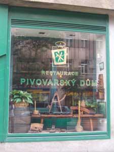 "Pivovarsky Dum, a leader in Pragues ""Eatertainment"" movement"