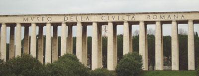 The Museo della Civilta Romana