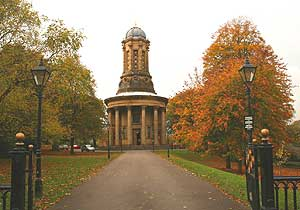 The church at Saltaire - photos by Mridula Dwivedi