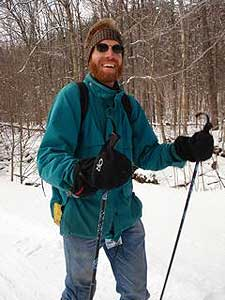 Smuggs also offers cross-country skiing.
