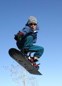 Taos Ski Valley Opens Up For Snowboarders
