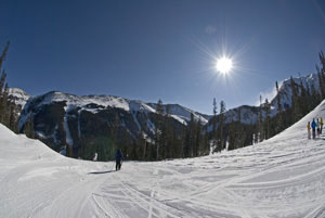Taos will be offering packages for snowboarders like the ones they offer skiers.