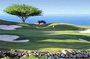 The White Witch Golf Course - photo courtesy of Ritz Carlton