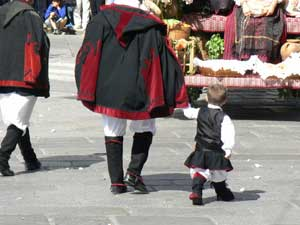 The littlest marcher