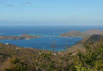 Leverick by in Virgin Gorda - photo by Ian Griffiths