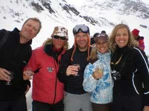 Apres-ski in Val d'Isere