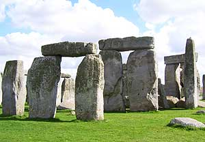 The origins of Stonehenge are among many unexplained mysteries in Wiltshire, a county in England. Photos by Tara Downey