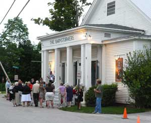 The Barnstormers Theatre in Tamworth, New Hampshire