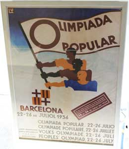 A poster for the 'Popular Games'
