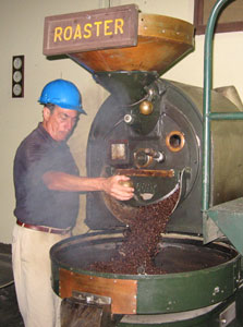 Yum! Costa Rican Coffee - photo by Laurie Ellis