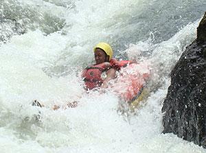 Extreme Tubing - photo courtesy of Adventure Tours