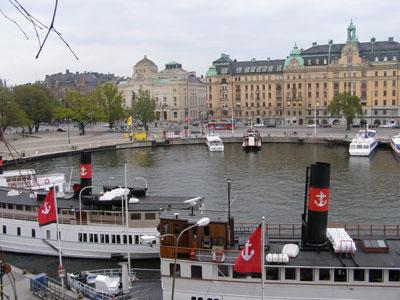 Stolkholm Harbor