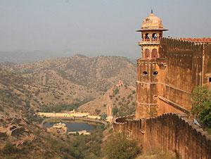 Jaigarh Fort, Jaipur - photos by Mridula Dwivedi