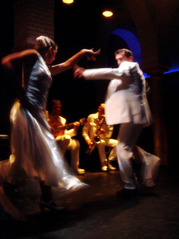 Spain: Seville's Flamenco Museum 1