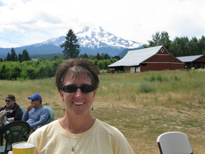 Merideth's 400th brewery, Elliot Glacier Brewhouse in Parkdale, Oregon